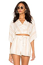 L*SPACE Hannah Top in Sunsational Stripe