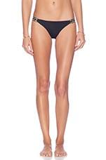 Nomad Itsy Bikini Bottom in Black