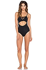 L*SPACE Madi One Piece in Black