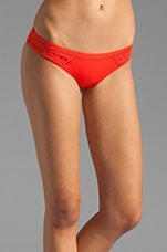 Lexi Reversible Classic Cut Bottom in Paprika