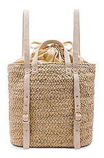 L*SPACE Summer Days Backpack in Natural