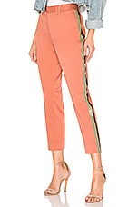 Le Superbe Saint Honore Pant in Clay