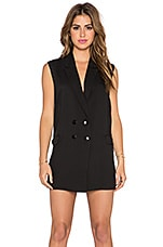 ROBE MINI FORME VESTE
