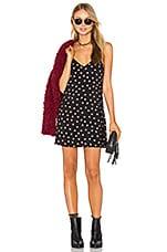 Marlowe Dress in Carbon Florette