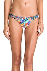 Agua de Fuego Slider Bottom in Multicolor