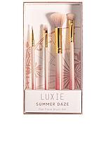Luxie Summer Daze Set in Daze Tan