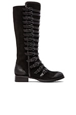 Leigh Boot in Black