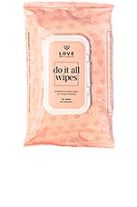 Love Wellness Do It All Wipes 30 Pack