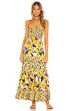 Maaji Convertible Long Dress in Hamilton Bay