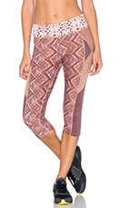 Sound Of Soul Legging in Multi