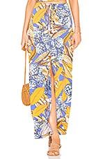 Maaji Long Skirt in Gazing At Beautiful
