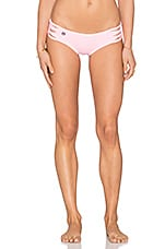 BAS DE MAILLOT DE BAIN BLUSH SUNDOWN