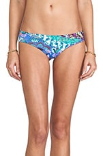 Bikini Bottoms in Floral Flight