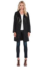 Portia Jacket in Black