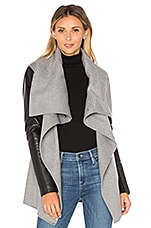 Mackage Vane Coat in Light Grey