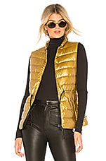 Mackage Izzy M Vest in Gold
