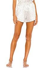 MAISON DU SOIR Firenze Shorts in Polka Dot