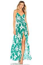 MAJORELLE Cubano Maxi Dress in Tropical