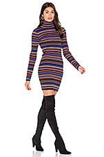 MAJORELLE Shelly Dress in Stripe
