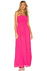 MAJORELLE Eleanora Gown in Pink