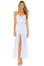MAJORELLE Daniella Dress in Baby Blue