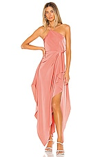 MAJORELLE Emery Gown in Pink