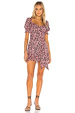 MAJORELLE Cameron Dress in Pink