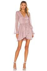 MAJORELLE Raynn Dress in Lilac