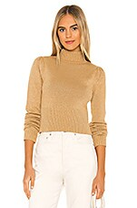 MAJORELLE Nino Sweater in Camel