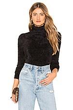 MAJORELLE Reed Sweater in Black