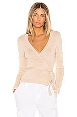 MAJORELLE Bonita Sweater in Neutral