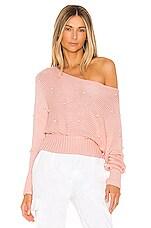MAJORELLE Tati Sweater in Pink