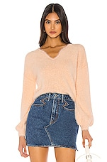 MAJORELLE Alexa Sweater in Pink