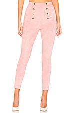 MAJORELLE Drew Pant in Pink Mauve