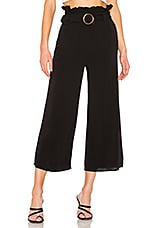 MAJORELLE Jordan Pant in Black