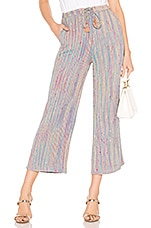 MAJORELLE Theo Pants in Rainbow Stripe