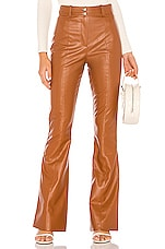 MAJORELLE Blake Pant in Brown Spice