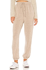 MAJORELLE Wesson Pant in Oatmeal