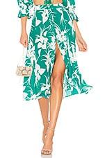 MAJORELLE Sunday Skirt in Tropical