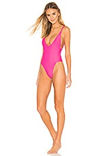 MINIMALE ANIMALE The Voyager One Piece in Vivid
