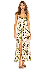 Mara Hoffman Diana Dress in Cream Multi
