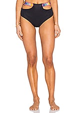 BAS DE MAILLOT DE BAIN EMBELLISHED CUT OUT