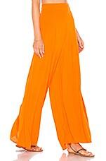 Mara Hoffman Jessa Pant in Orange