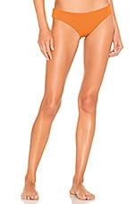 Mara Hoffman Zoe Bikini Bottom in Spezia