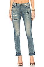Belinda Slim Fit Jean in Vintage Wash