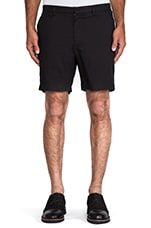 Orlando Cotton Short in Black