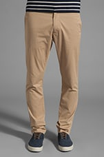 California Cotton Pant in Nomad Khaki