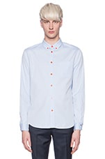 Oxford Button Down in Light Blue