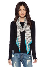 Perf-ection Scarf in Tinted Pearl Multi