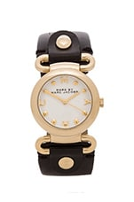 Molly Watch in Gold & Black